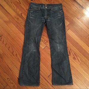 7 for all mankind jeans 28